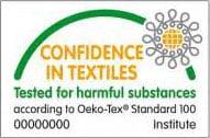 Confident in textiles